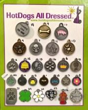 medailles hotdogs